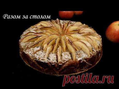Ситний Сніданок. Простий рецепт пирога з Вівсяних пластівців без цукру. / Oatmeal Pie. Simple Recipe
