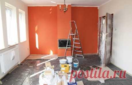 Как подготовить квартиру к косметическому ремонту