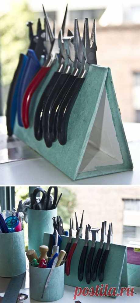 30 хитростей для творцов : подборка рукодельных лайфхаков от читателей