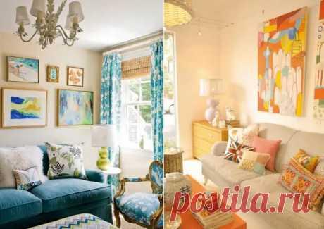 Сочетание цветов в интерьере – 6 секретов, которые должен знать каждый - Квартира, дом, дача - медиаплатформа МирТесен