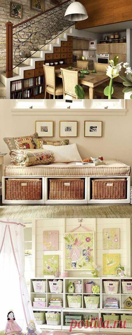 Уютные идеи для больших и маленьких комнат, спален, балконов и кухни | МОЯ КВАРТИРА