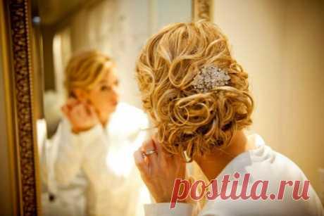 12 рекомендаций по свадебной прическе