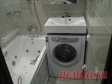 Раковина над стиральной машиной в ванной комнате. Инструкция по установке раковины над стиральной машинкой. Гонец Кувшинка над стиральной машиной. Видео