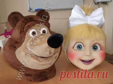 выкройка медведя из мультфильма маша и медведь: 14 тыс изображений найдено в Яндекс.Картинках