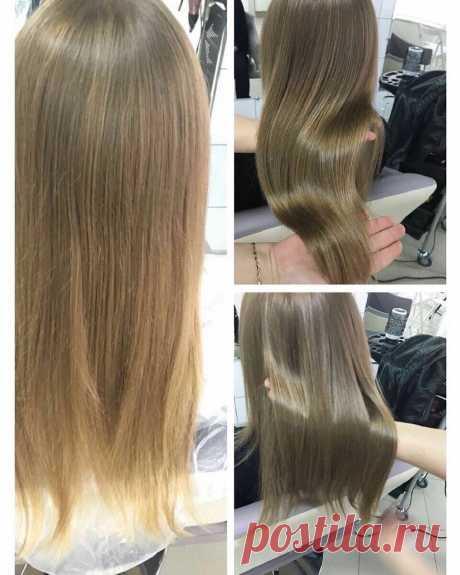 Для тонких волос подходят не любые красители. Делюсь своими фаворитами | Женя Жульева (КОЛОРИСТИКА ВОЛОС) | Яндекс Дзен