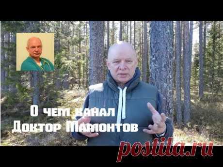 О чем канал Доктор Мамонтов