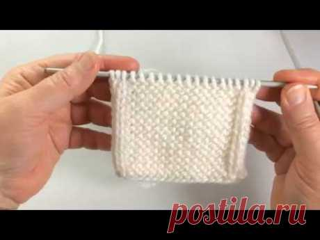 Объемные кромки спицами. Вязание спицами / Volume Edge knitting - YouTube