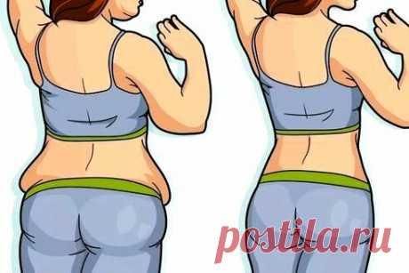 10-минутная мини-тренировка для похудения/уменьшения объёмов всего тела