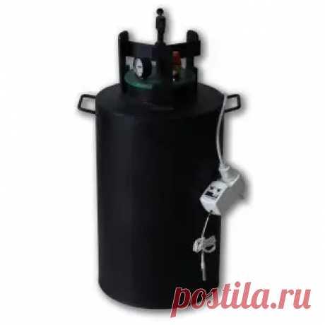 Автоклав бытовой ЧЕ-24 electro на 22 банки купить недорого в Украине