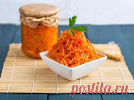 Морковь по-корейски на зиму — пошаговый рецепт с фото и видео + отзывы. Как сделать морковь по-корейски на зиму в банках?