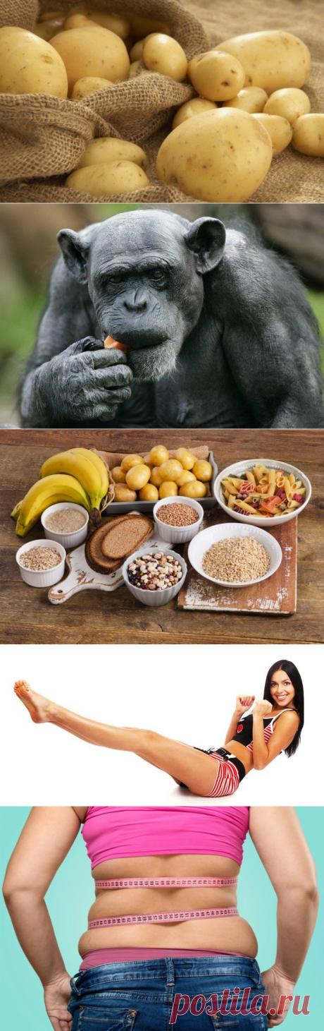 5 причин есть картошку каждый день / Будьте здоровы