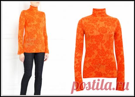 Мандариновое настроение: вяжем симпатичные модели в ярком оранжевом цвете!