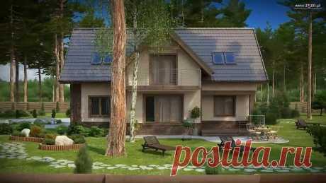 Projekt domu Z70-HD
