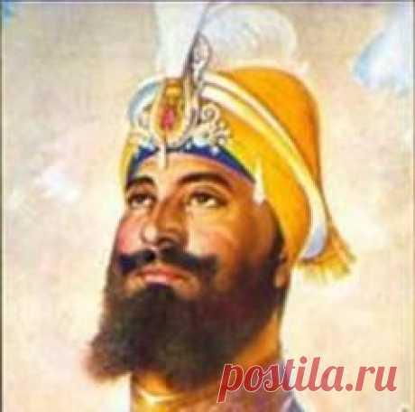 """Сегодня 05 января отмечается """"День рождения Гуру Гобинда Синха"""""""
