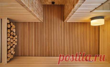 Личный опыт: Как я проектировал мини-баню в мегаполисе | Houzz Россия