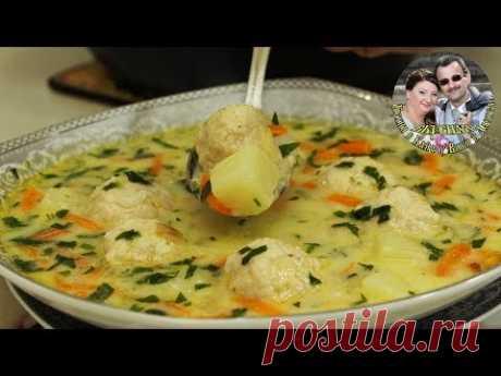 Супа Топчета. Легкий Болгарский супчик. Нереально вкусно, просто и быстро. Кухня в кайф