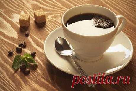 Сладкий черный кофе по-мексикански (Cafe de Olla)