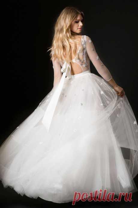 Свадебные прически 2019: 100+ фото новинок и модных тенденций