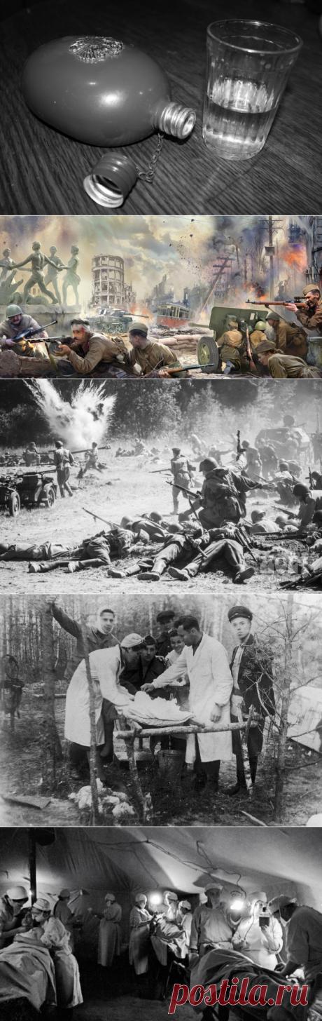 Мифы Великой Отечественной. В атаку «под градусом» | Империя | Яндекс Дзен