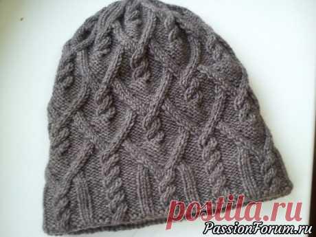 Шапки..шапки.. мужские... (для моих мальчиков).. - запись пользователя LaRa-apr (Лариса) в сообществе Вязание спицами в категории Вязание спицами. Работы пользователей