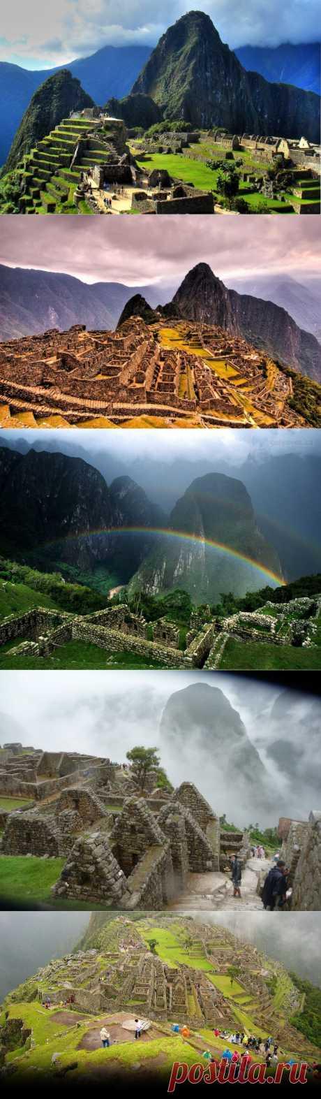 Перу - загадочная страна инков
