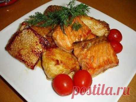 5 изумительно вкусных рыбных рецептов.