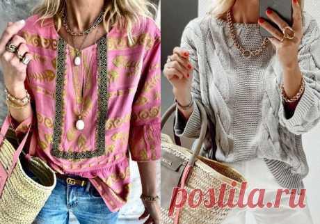 13 красивых блузок и свитеров для романтичной весны - 50 оттенков нежности для взрослых принцесс | ИМИДЖ И КАРЬЕРА | Яндекс Дзен