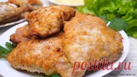 Экспресс Мясо для ужина: «Отбивные с луком»