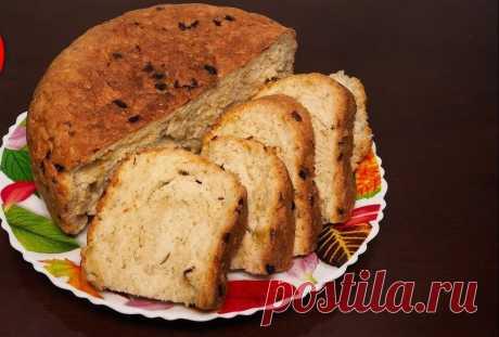 Бездрожжевой хлеб в мультиварке | Молодой кондитер,старый кулинар | Яндекс Дзен