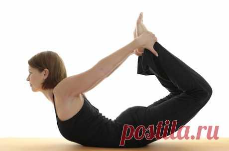 Для вдохновения... Познание сути йоги в позе «Ускользающего лука» - Академия Mindvalley