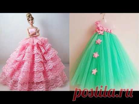 8 DIY'S AND CRAFT TO MAKE YOUR BARBIE A REAL QUEEN #2