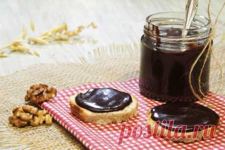 Любишь пасту «nutella»? Приготовь ее по домашнему