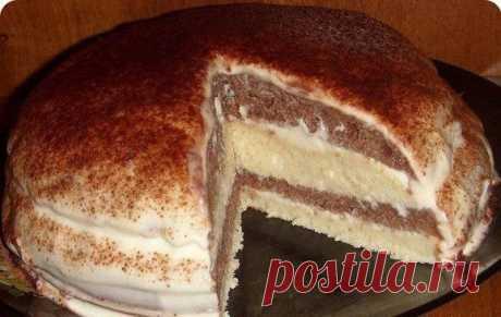 Девочки))) урааа... нашла простой рецепт очень нежного и вкусного тортика на кефире! Когда его ела...чуть пальцы себе не откусила )))  Ингредиенты: Тесто: Показать полностью...