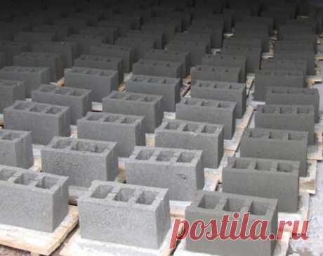 Как сделать керамзитобетонные блоки :: Керамзитные блоки своими руками :: Строительные материалы :: KakProsto.ru: как просто сделать всё