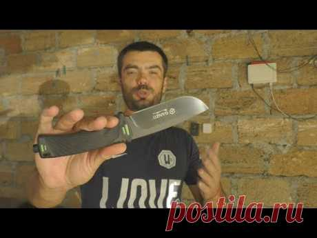 Универсальный нож для поездок на природу Ganzo G8012