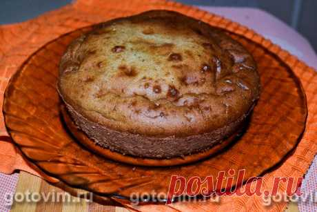 Кулинария>Чайный пирог