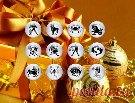 Ideal New Year's Eve on Zodiac sign