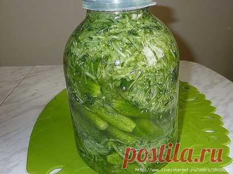 Огурцы в собственном соку на зиму без стерилизации - самый обалденный рецепт!