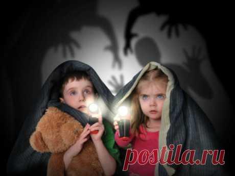Детские страхи. Что делать, если малыш боится спать без света   МаМкИнА РАДОСТЬ