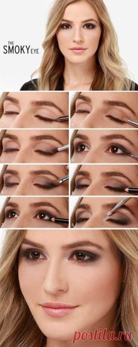 Идеи макияжа, которые выгодно подчеркнут карие глаза   20 идей эффектного мейкапа, который выгодно подчеркнет красоту карих глаз. И заставит вас заново влюбиться в собственное отражение в зеркале.
