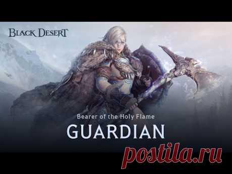Guardian Update | Black Desert Xbox & PS4