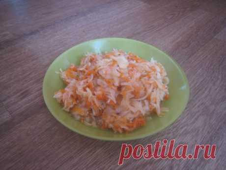 Квашеная капуста без соли – пошаговый рецепт с фотографиями