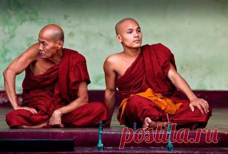 Секрет вечной молодости тибетских монахов: 5 упражнений