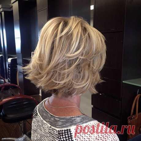 Простые короткие стрижки для женщин старше 50 лет: больше 60 стильных вариантов — Despasito!