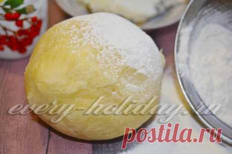 Слоеное тесто в домашних условиях быстрого приготовления, рецепт за 5 минут