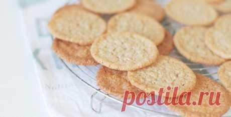 Это печенье растопит сердце любого, кто его попробует. Невероятно вкусный рецепт!