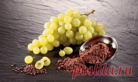 Экстракт виноградных косточек.
