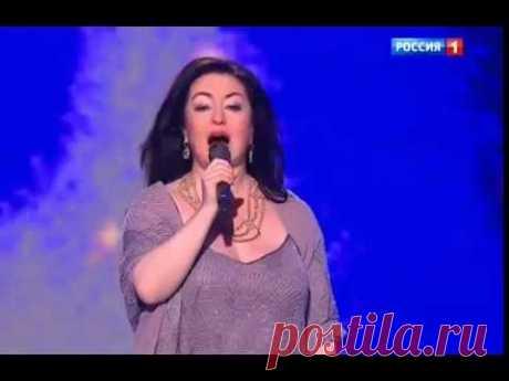 Тамара Гвердцители - Листопад (Субботний вечер, 24.09.2016)