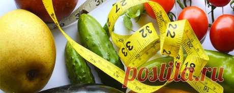Самый простой и эффективный план диеты! - Стильные советы