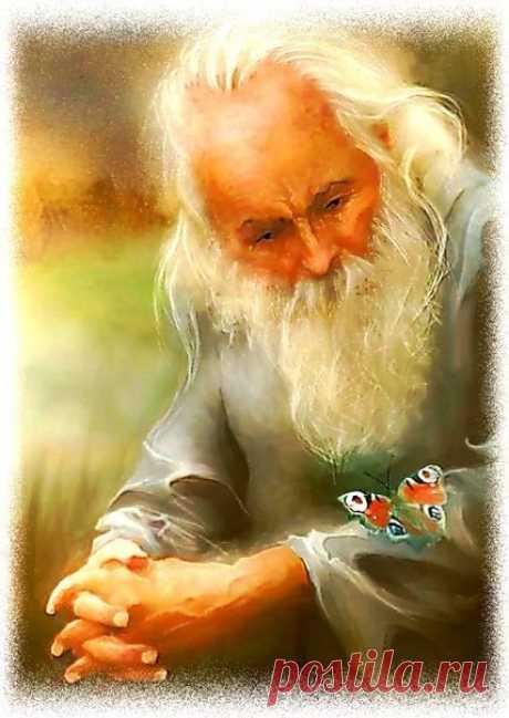 Молитва Некий монах усердно молился, говоря: — Господи, ты милостив и терпелив, так почему же спасти душу так тяжело и почему ад полон грешниками? Он долго молился, задавая Богу этот вопрос. И вот, наконец, я…